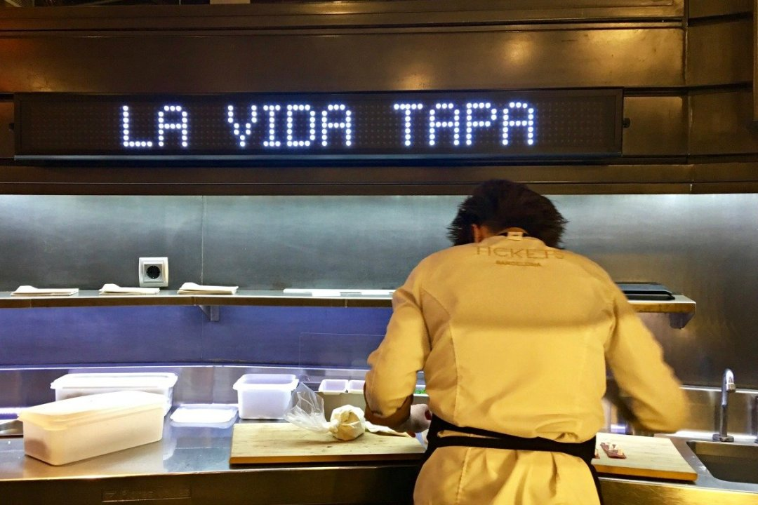 La Vida Tapa at Tickets Barcelona