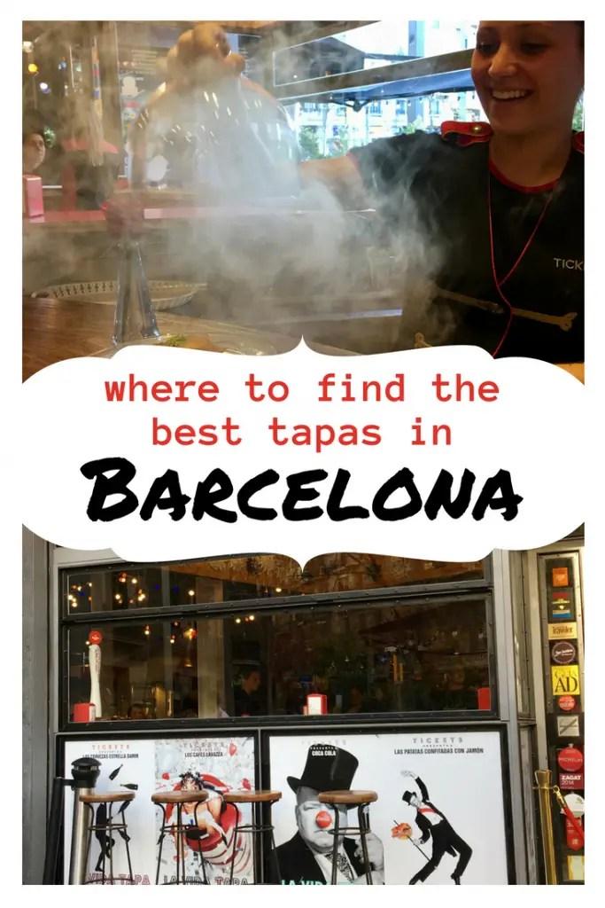 Tcikets Bar Barcelona