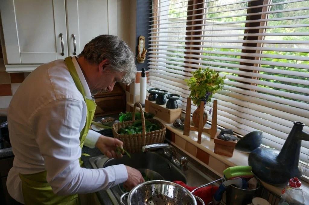 cooking class in Ireland