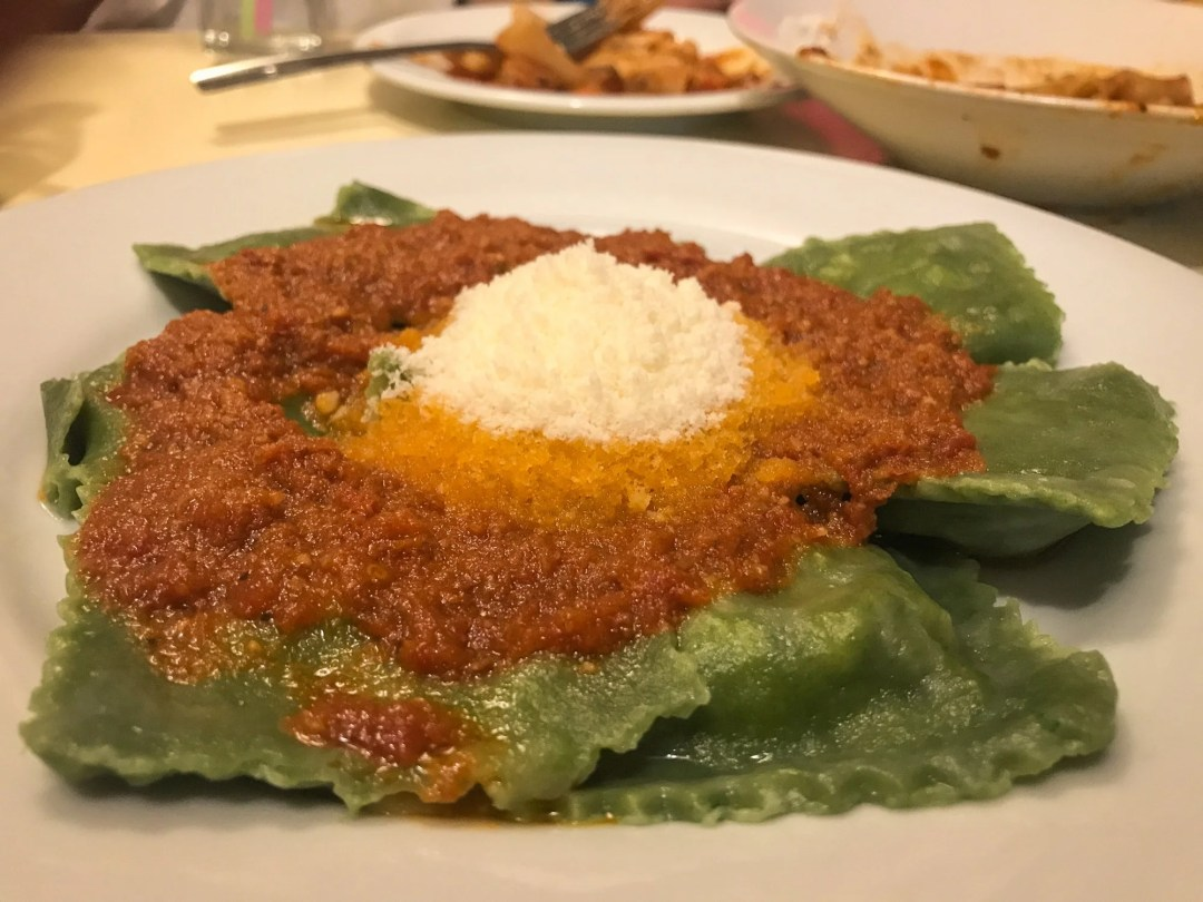 Fast Food Barcelona - Tucco Pasta