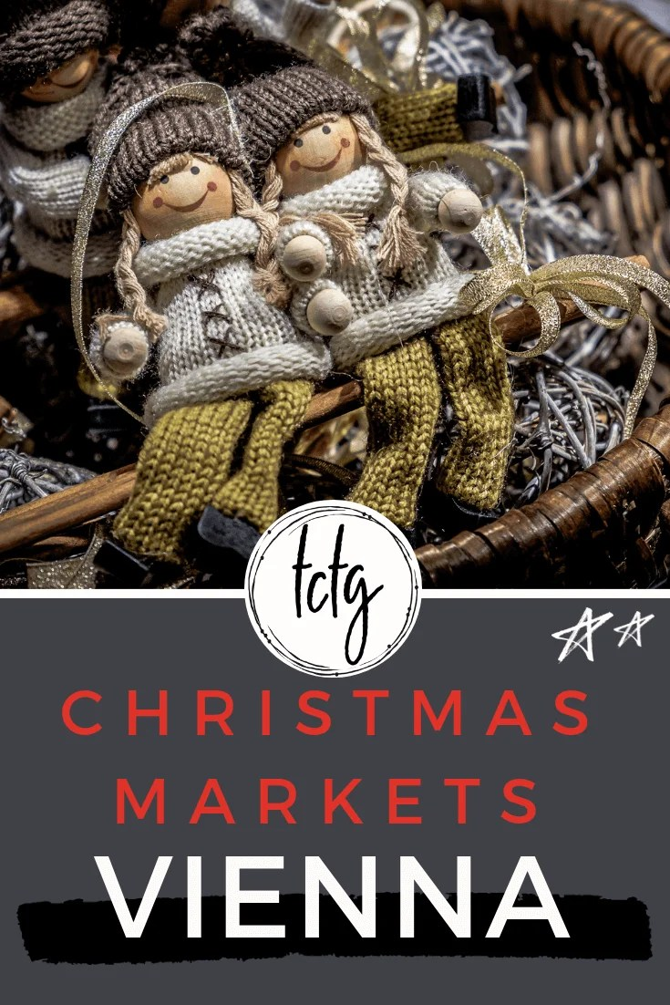 Looking for winter vacation ideas? Check out the Vienna Christmas Markets. They're the perfect experience to add to your Christmas Bucket List. You'll feel like your living in a fairytale! #vienna #xmas #xmasmarket #austria #holidaytravel #europe