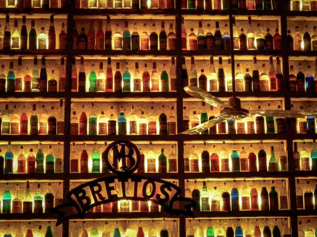 Bretto's Bar, Athens, Greece