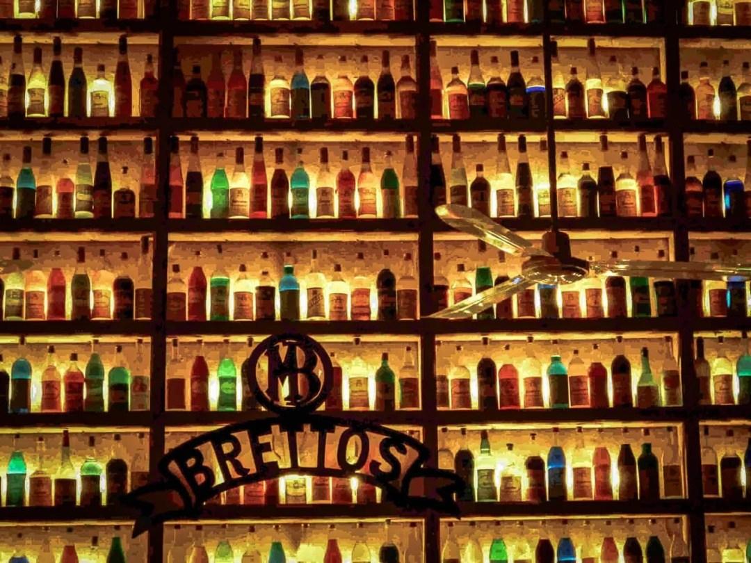 Bretto's Bar, Athens, Greece