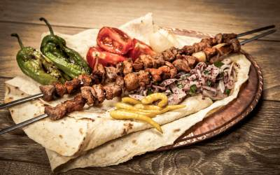 Top Menu Choices Across The Middle East. Which Popular Middle Eastern Foods Would You Try?