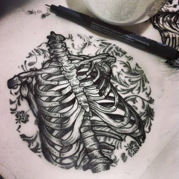 Hannah Pixie Snowdon Tattoo Art