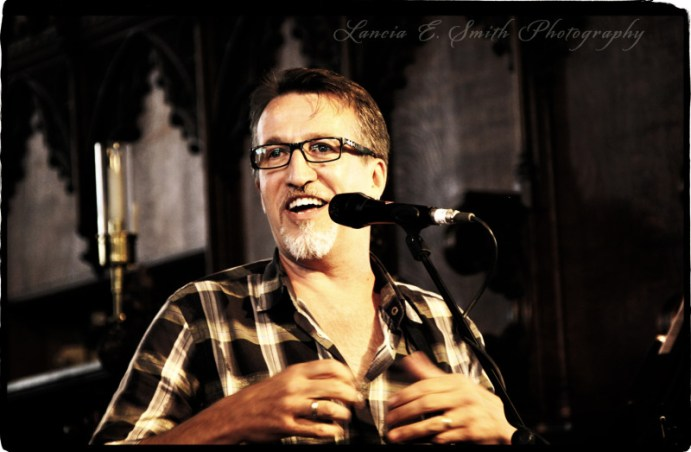 Singer-Songwriter Steve Bell - Image Copyright Lancia E. Smith and the C.S. Lewis Foundation