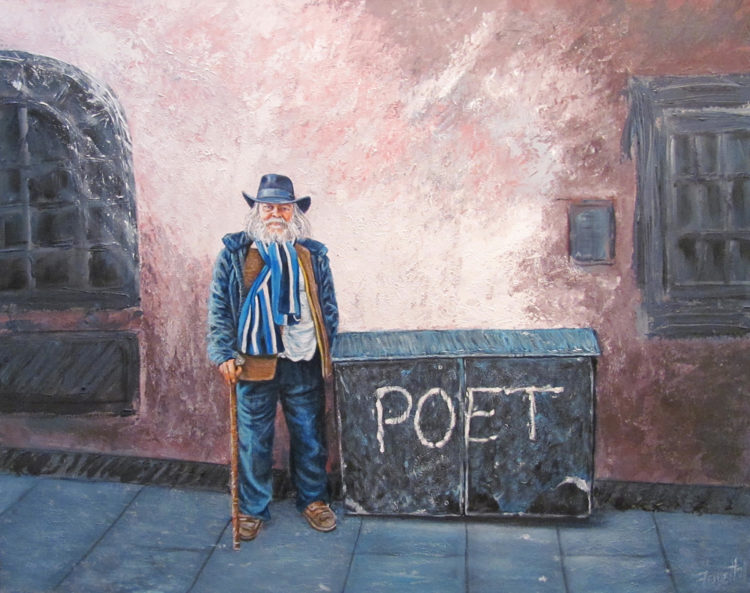 POET by Faye Hall
