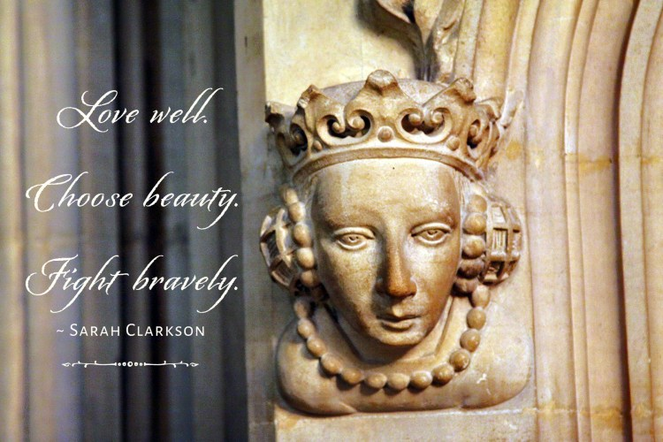 Love Well - Sarah Clarkson on the Reading Life - Image (c) Lancia E. Smith