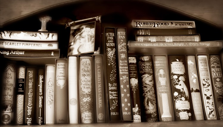 Wonders of my Library - Image (C) Lancia E. Smith