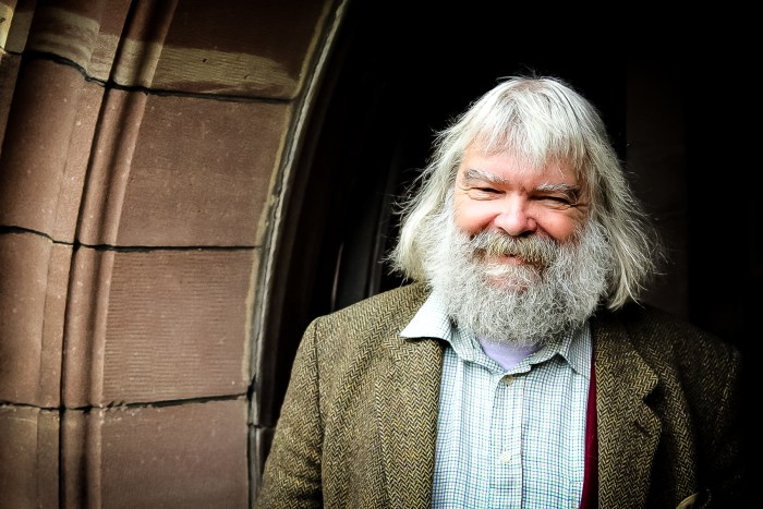 Malcolm Guite 6 at Gladstone's Library - A Blessing for our Parting - Image (c) Lancia E. Smith