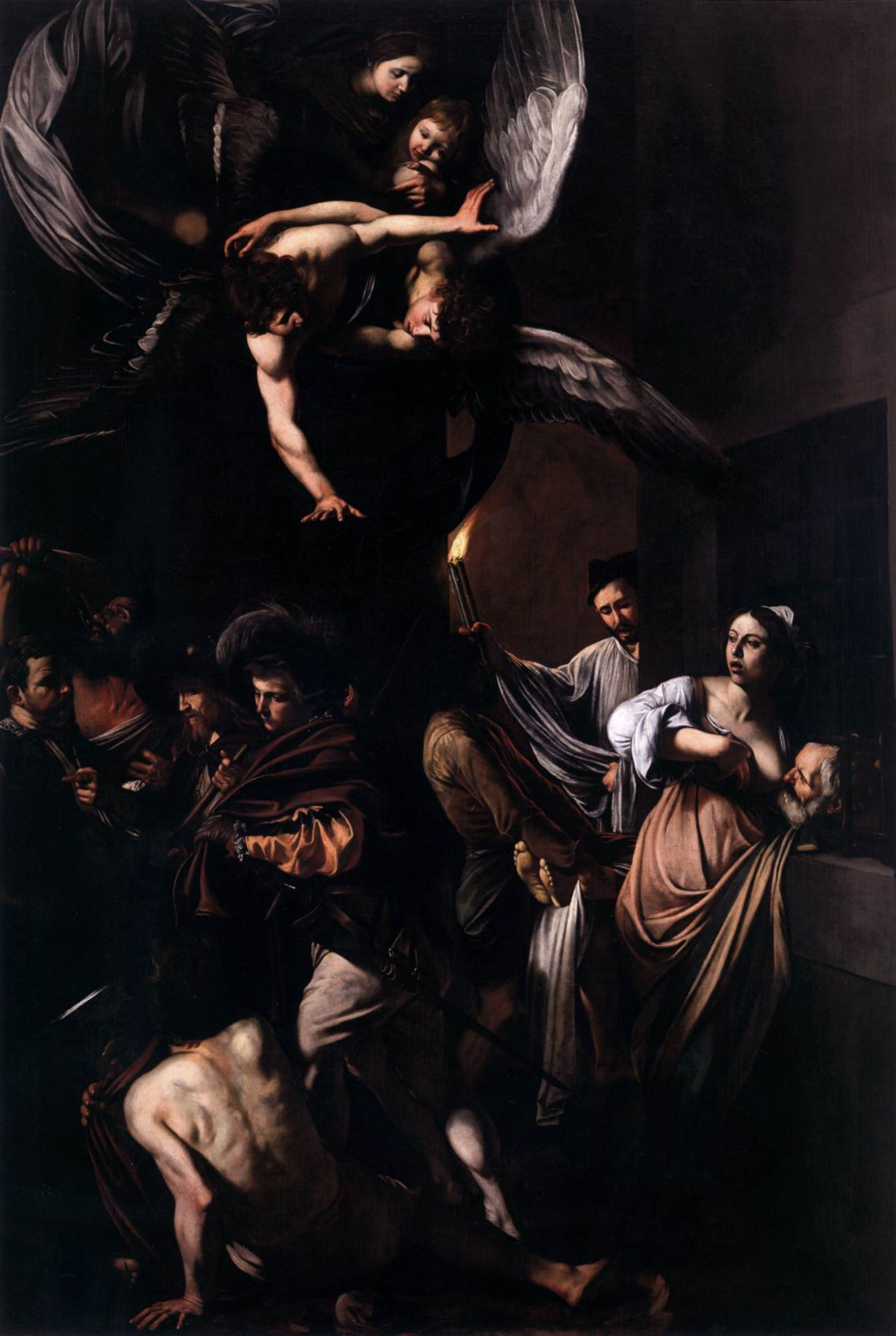 Caravaggio and Contemporary Art in London