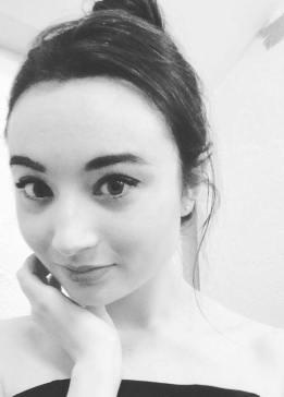 Claudia, 21, Dublin.
