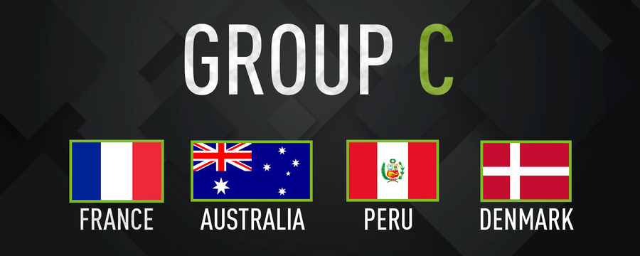 World Cup 2018 Group C