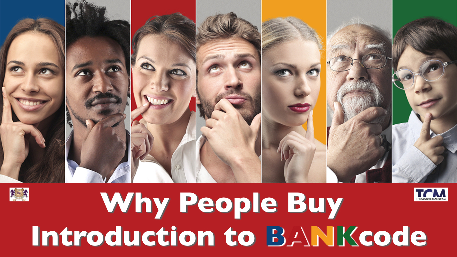 Why People Buy – Introduction to BANKcode