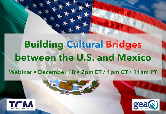 Building Cultural Bridges Mexico USA