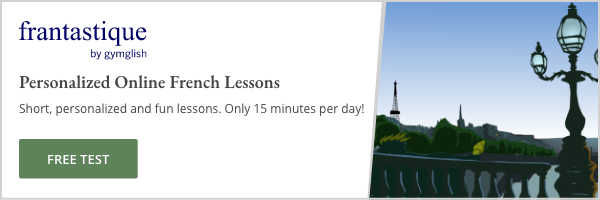 30 days of French language instruction - free of charge