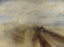 J. M. W. Turner, Rain, Steam, and Speed - The Great Western Railway, 1844