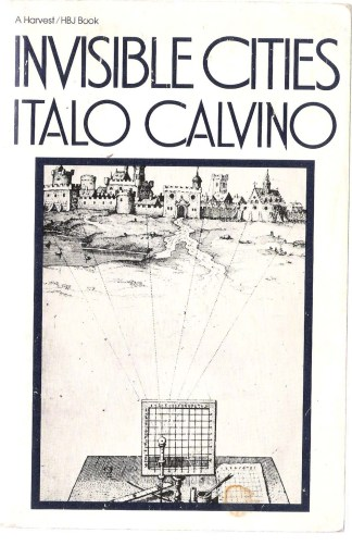 The Disappearing Act: Venice and Italo Calvino's 'Invisible Cities'