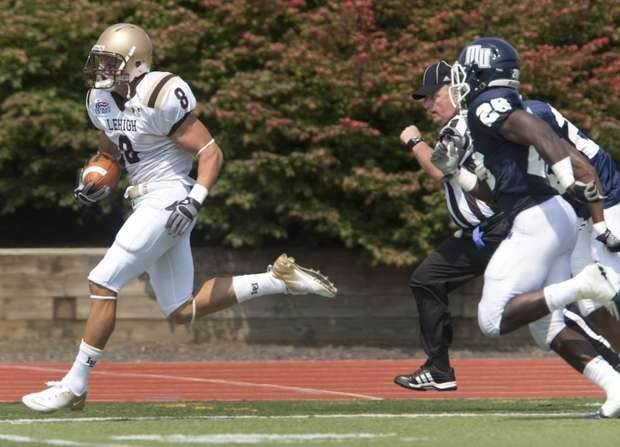 Ryan Spadola had a record-setting junior season at Lehigh University | © Ryan Spadola
