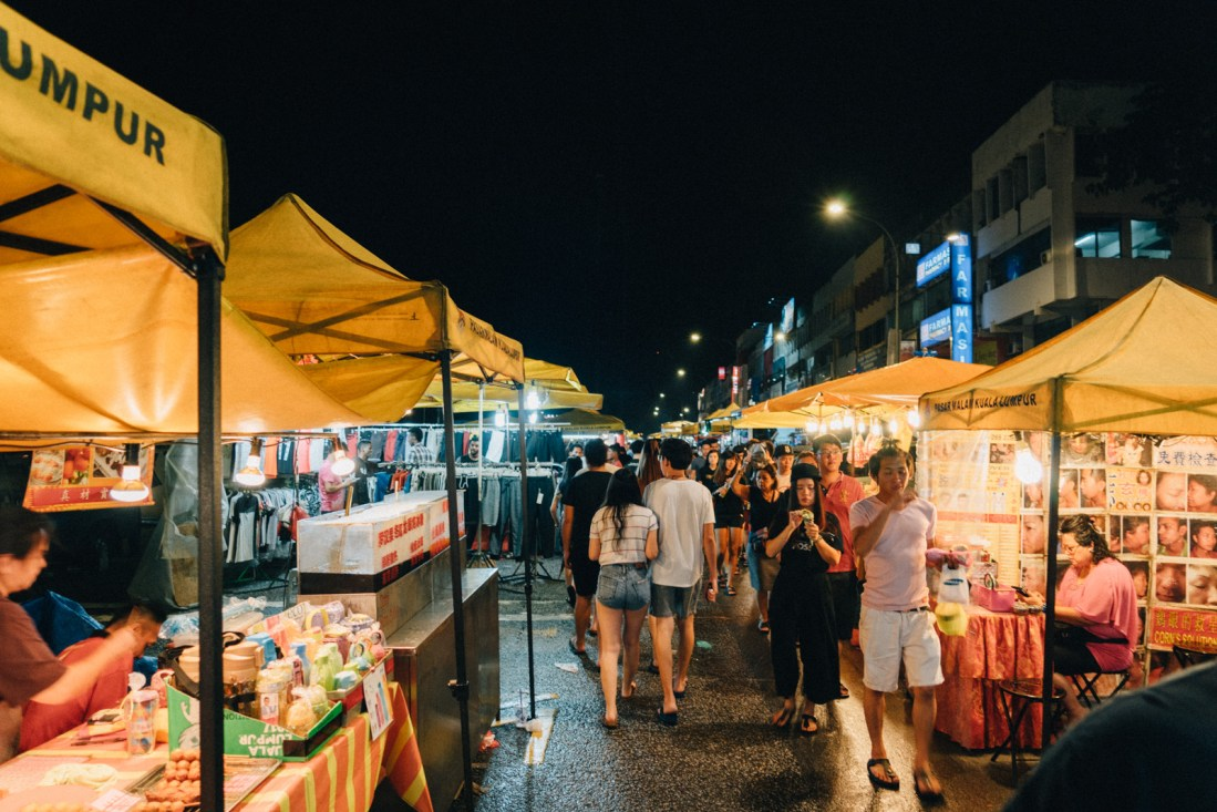 Taman-Connaught-Market