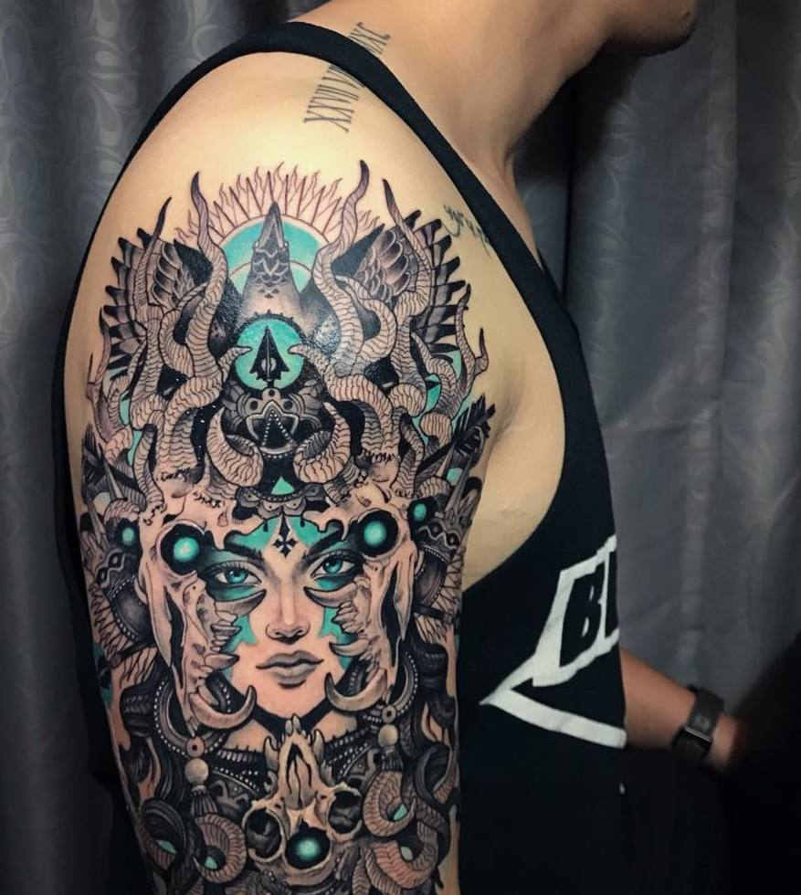 The 10 Best Tattoo Parlours In Ho Chi Minh City Vietnam