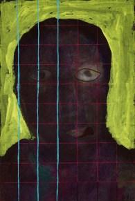 1992 水墨 設色 紙本 Ink and Colour on Paper 38 x 25.5 cm
