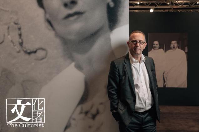 「雷內.馬格利特:影像透視–照片與錄像」展覽首席策展人Xavier Canonne