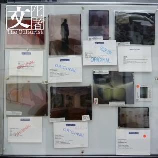 在畫廊開幕之初籌備展覽時,便條紙的抬頭仍是印著創辦人傑·喬普林(Jay Jopling)的名字