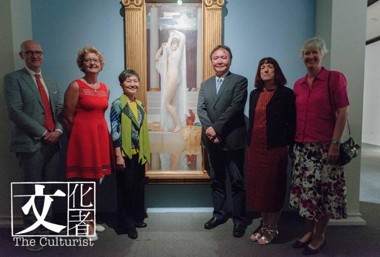 _12左起為泰德美術館國際主任泰德美術館全國與國際節目總監高美館高雄市本展策展人以及英國在台辦事處
