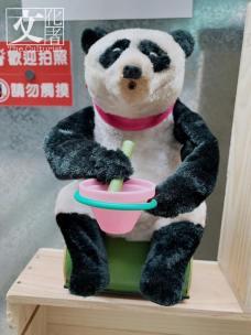 中國玩具怎會沒有熊貓?(文化者攝)