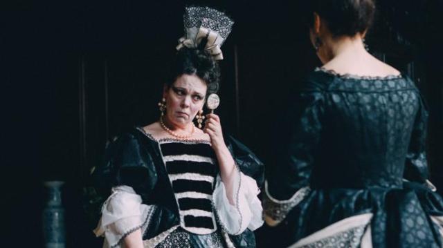 最佳女主角:Olivia Colman – 《The Favourite 爭寵》 飾演 Anne, Queen of Great Britain(劇本)
