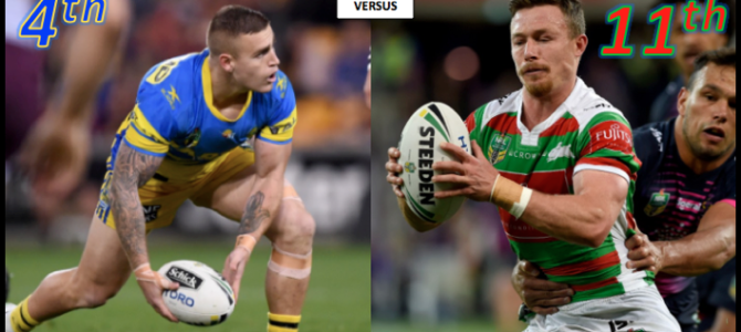 Match Preview – Eels vs Rabbitohs (Round 26)