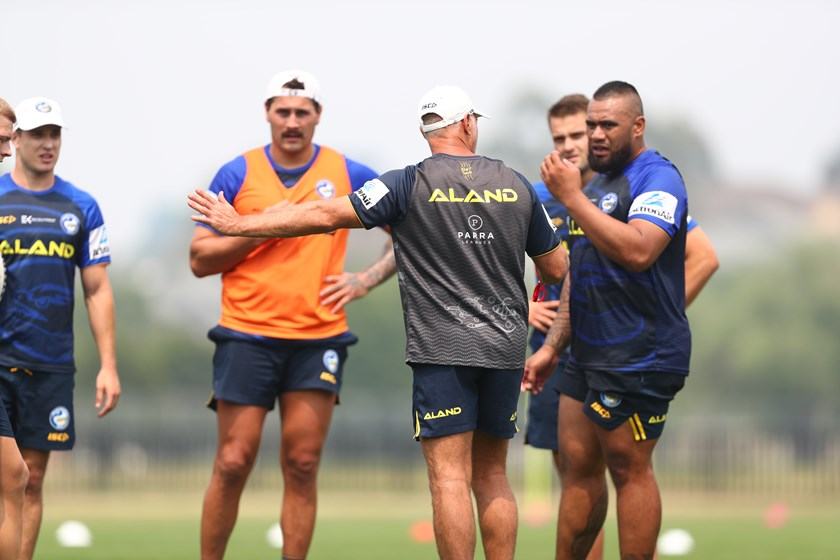Eels Pre-Season Training – December 13, 2019: Fletch Steps In For Sixties