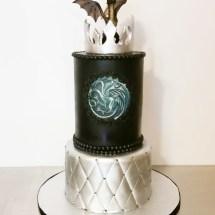 Birthday cake, Game of Thrones cake, GOT,