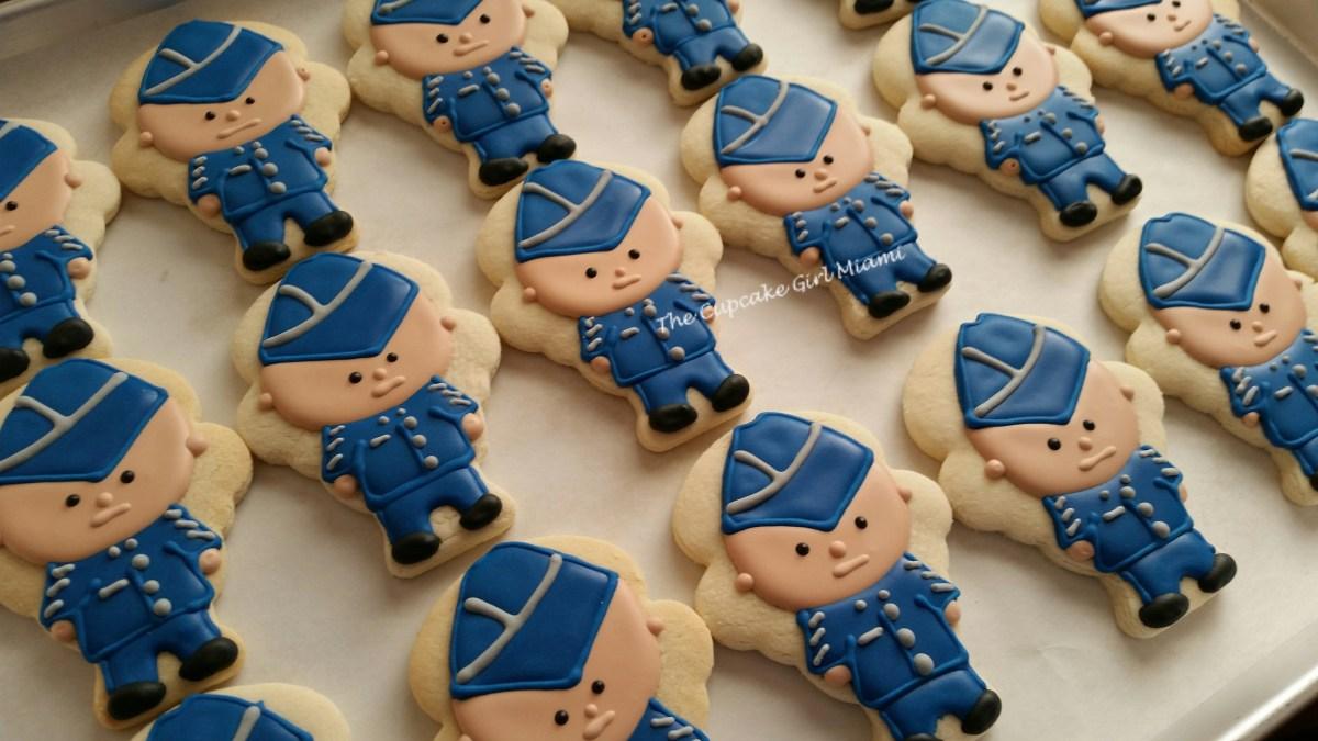 US Air force cookies, military cookies
