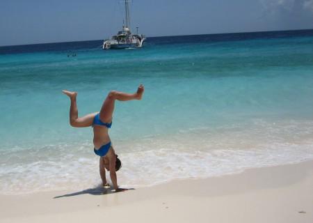 The Curacao Island