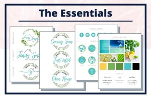 The Jenny Collection - The Essentials - Real Estate Branding Bundle for Women