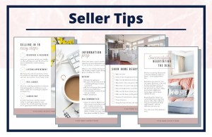 Complete Real Estate Seller Resource Guide - Home Seller Tips - Editable Canva Template