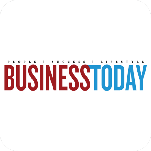 Logo of business today.