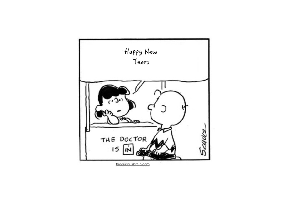 peanuts new year