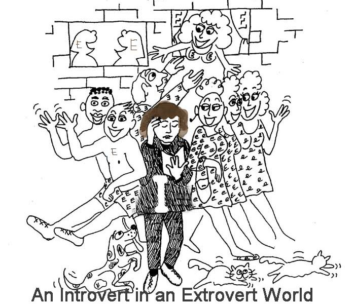 The world of extroverts