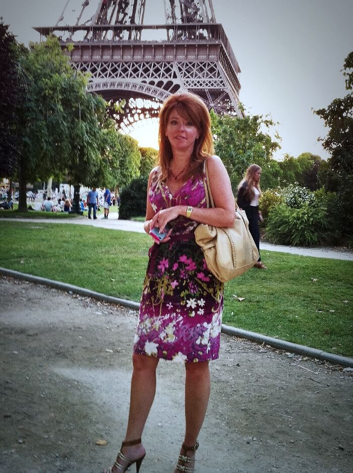 Travel Roundup Mary in Paris