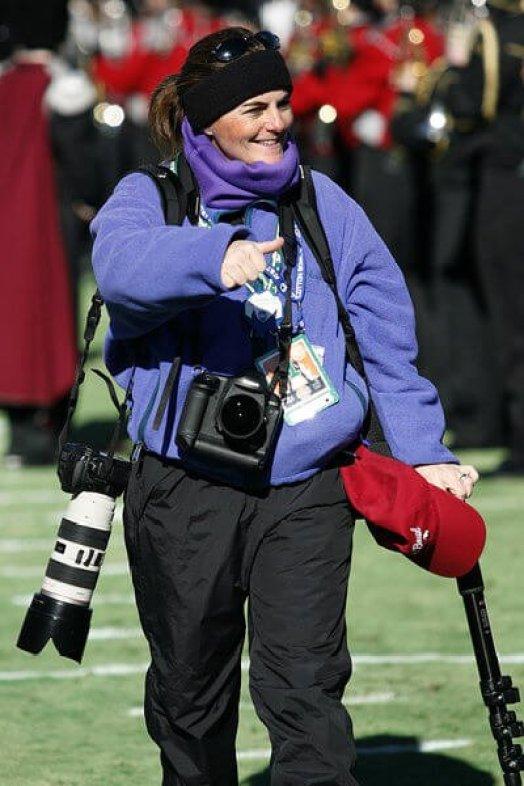 Photographer Melissa Macatee
