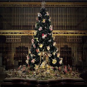 The MET Medieval Christmas Tree