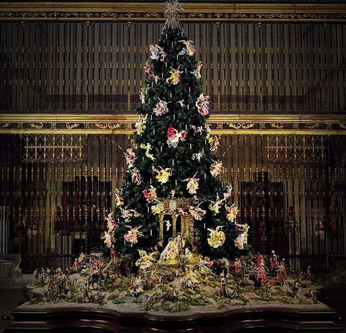 NYC Christmas Events: 2 Fabulous Christmas Trees