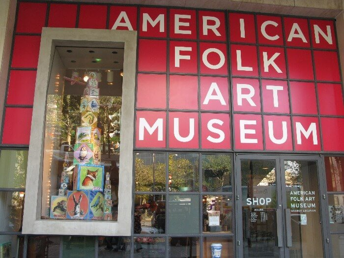 Free and Fabulous…The American Folk Art Museum!