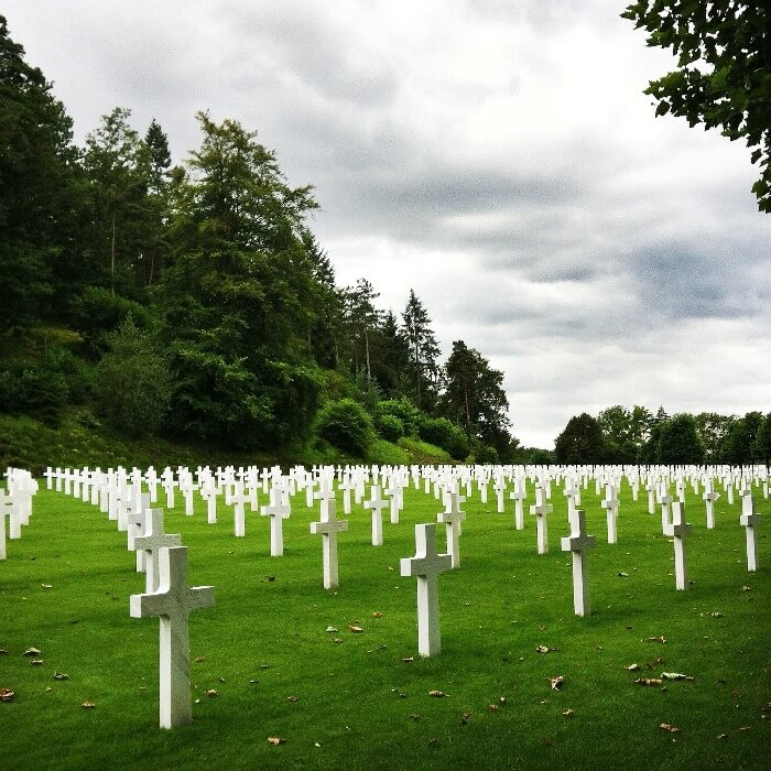 Semper Fi Chateau-Thierry American Cemetary