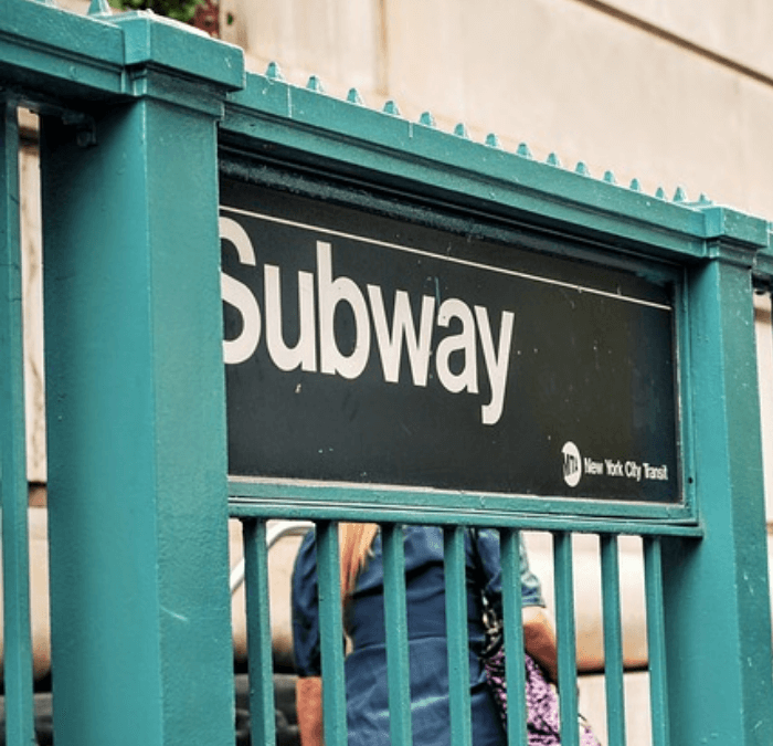 NYC Subway Guide:  An Easy Step-by-Step Guide
