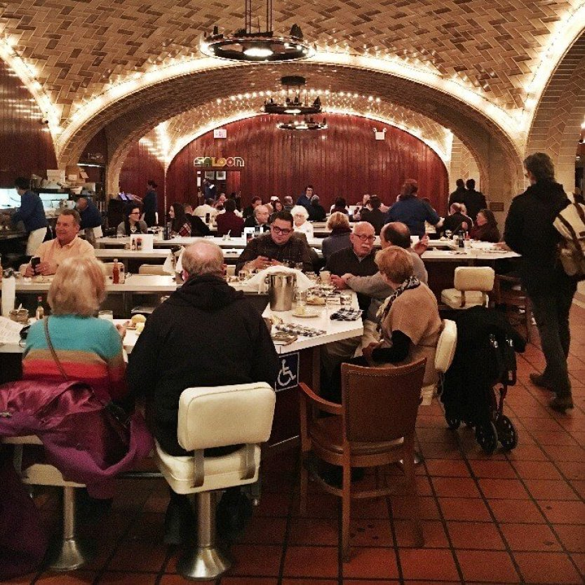 Grand Central Terminal Oyster Bar