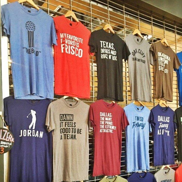 Texas Gear Bullzerk T-Shirts